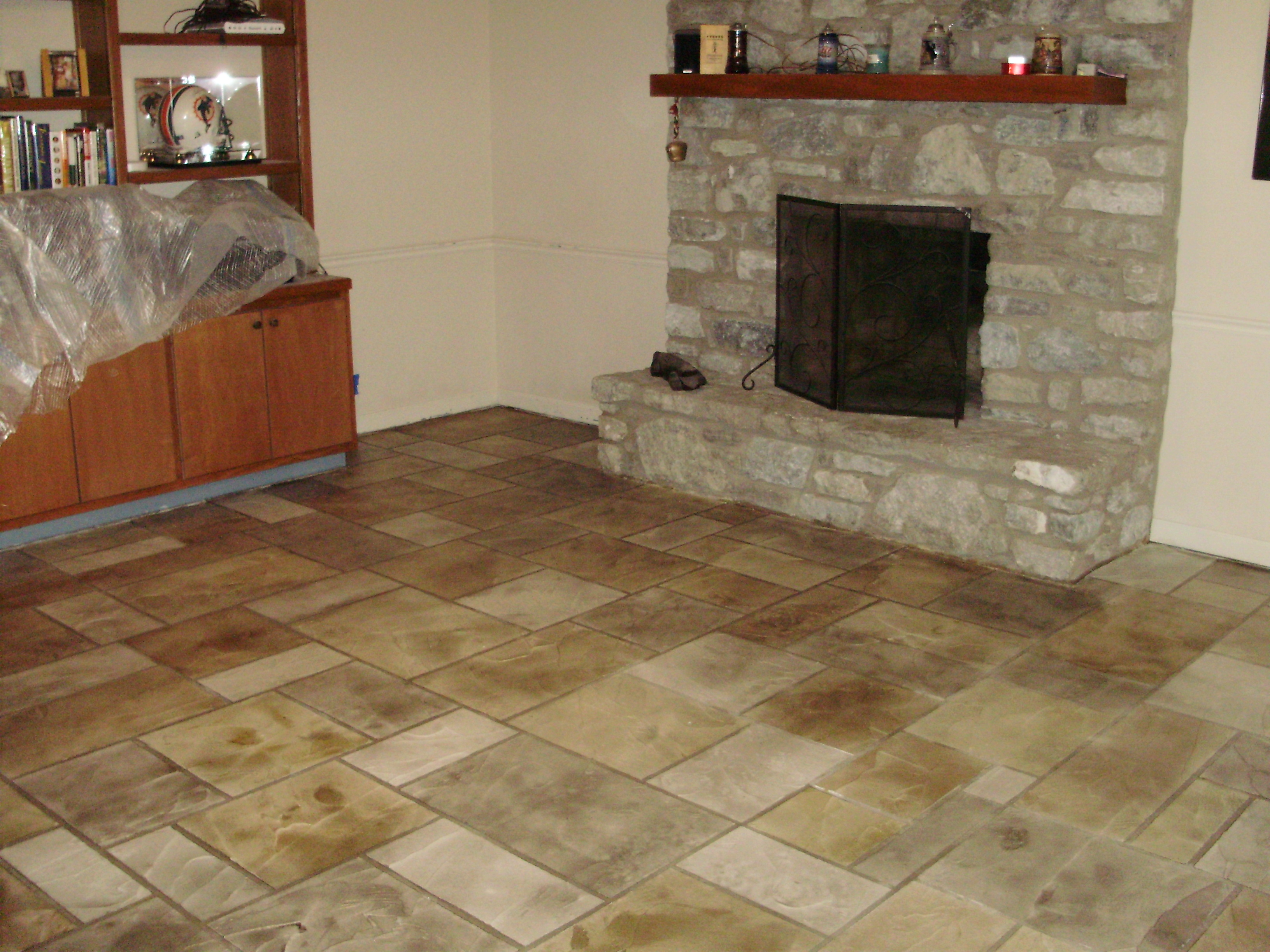 basements your indianapolis decorative concrete answer