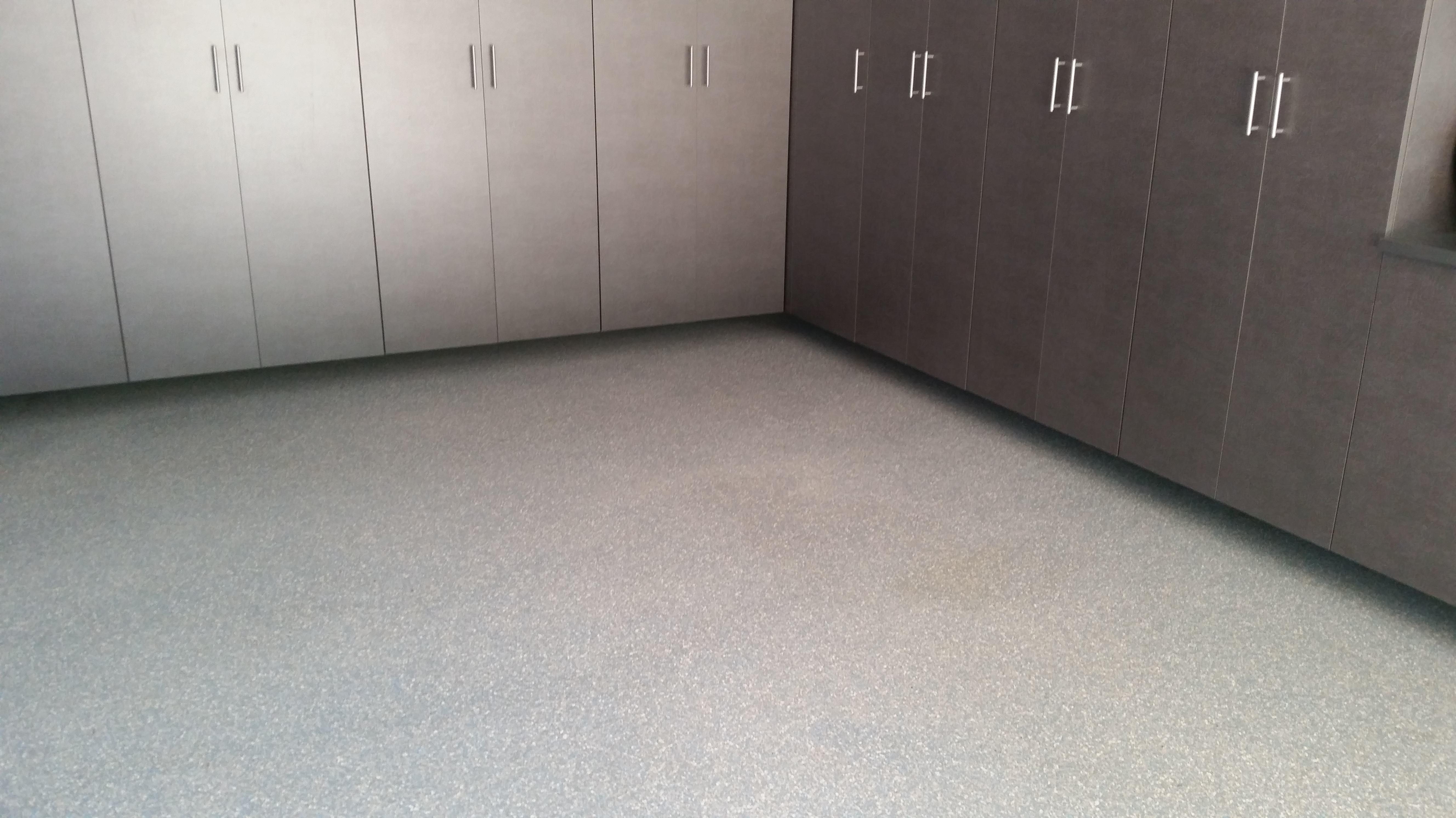 Stamped Concrete Garage : Garage floors your indianapolis decorative concrete answer