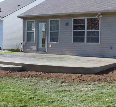 Project Heavy Stone Patio Image