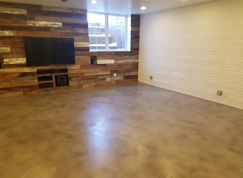 Interior coatings indy decorative concreteindy - Interior concrete floor resurfacing ...
